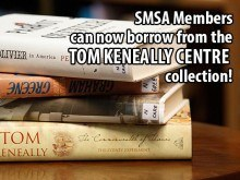 Borrow from the Tom Keneally Centre
